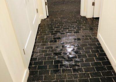 Brick flooring in Wyomissing rental