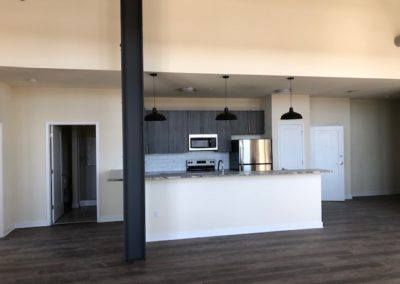 Upscale kitchen in apartment for rent in Wyomissing