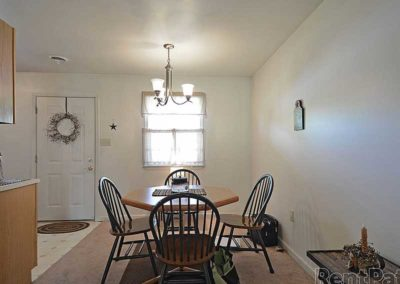 Sinking Spring apartment for rent dining area