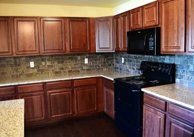 Oversized chef's kitchen in West Hanover rental