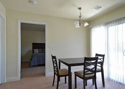 Dining area in Reading rental at The Reserve at Spring Pointe