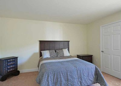 Bedroom in The Reserve at Spring Pointe apartment in Reading, PA