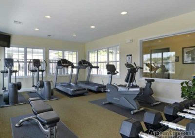 The Reserve at Spring Pointe fitness center in Reading rental