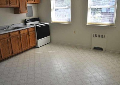 Spacious kitchen in Wyomissing Garden apartment