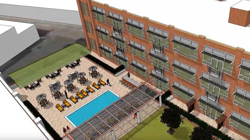 Metropolitan Building Group - Current Projects - The Metropolitan
