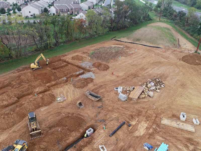 Metropolitan Building Group - Current Projects - Parkland