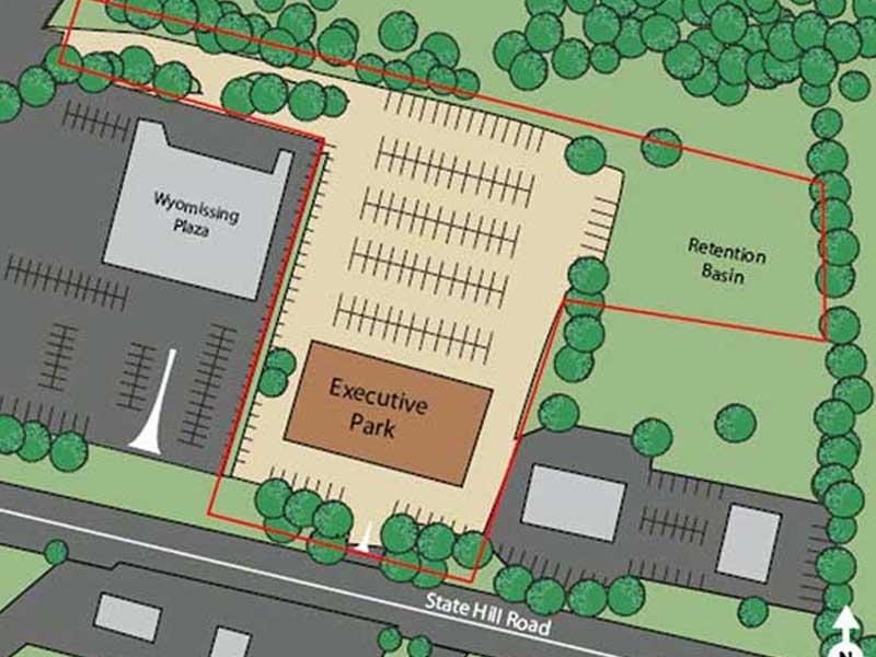 metropolitan-development-group-executive-park-at-2001-state-hill-plan