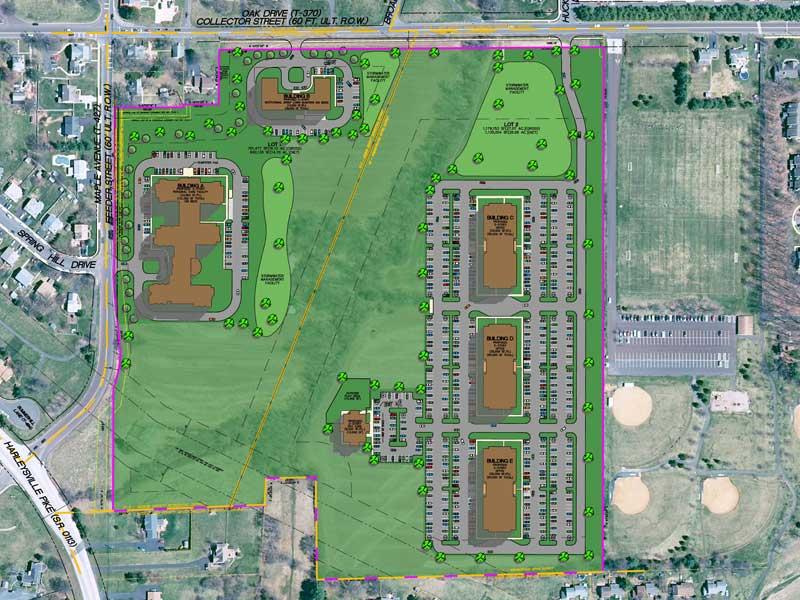 Metropolitan Development Group - Featured RFP - Maple Avenue