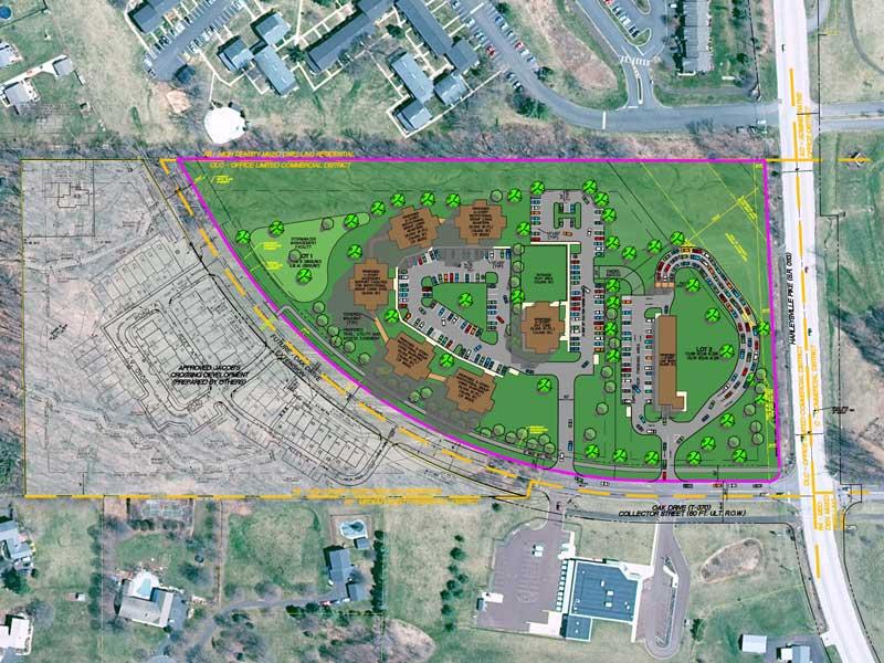 Metropolitan Development Group - Featured RFP - Oak Drive