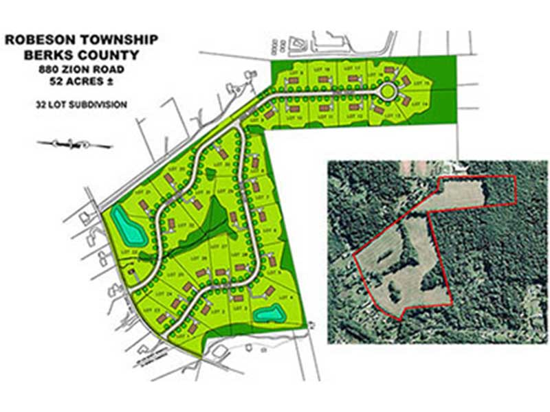 Schultz Tract - Metropolitan Development Group Current Projects