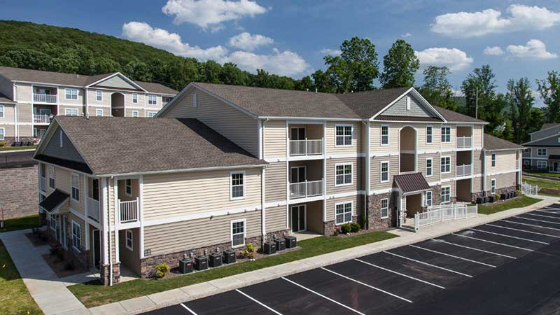 Metropolitan Building Group Past Project - Reserve at Spring Pointe