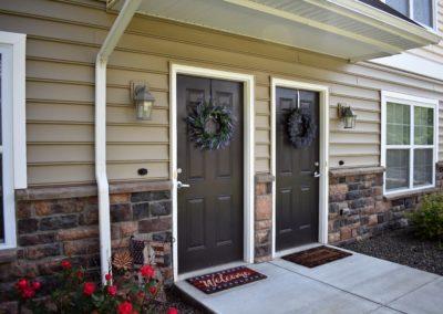 RSP front doors