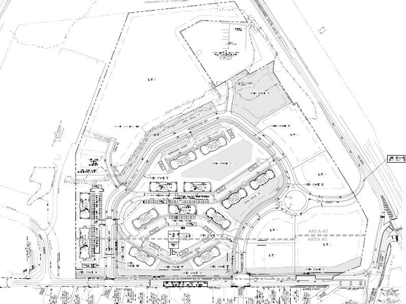 Hoffman - Metropolitan Development Group Upcoming Apartment Projects